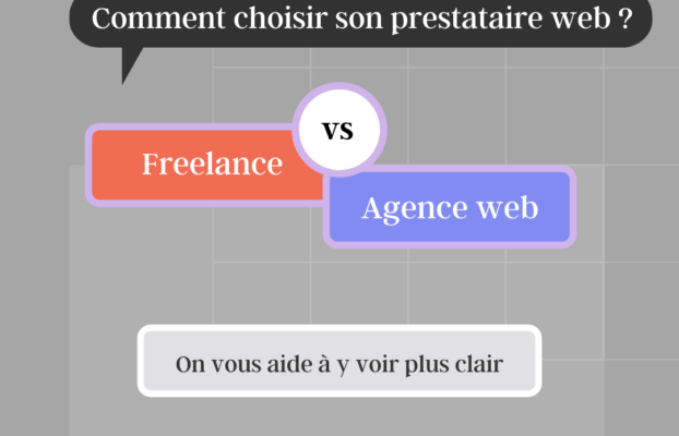 Accompagnement création site internet